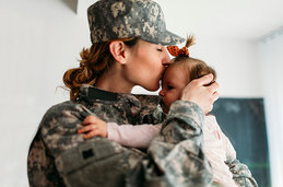 Here's an overview of military-related Paid Family Leave to help clear things up.