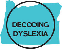 Decoding Dyslexia Oregon logo