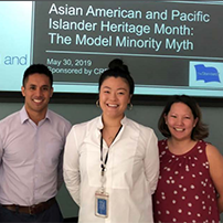 Celebrating Racial and Ethnic Diversity's objective is to partner with the company to recruit, train and mentor on issues related to diversity and inclusion.