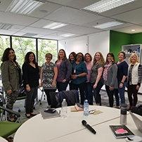 Members of Women's Career Network