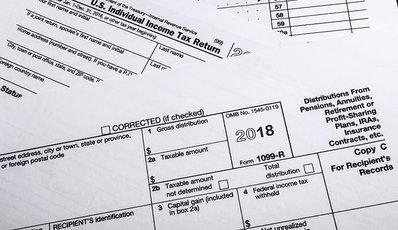 2018 Tax Forms Are in the Mail